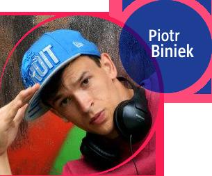 Piotr Biniek (hip hop & new age)