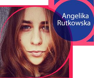 Angelika Rutkowska (hip hop & taniec nowoczesny)